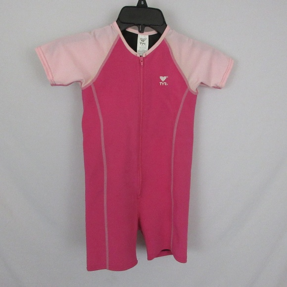 TYR Other - TYR Girl's Shorty Wetsuit size 9/10